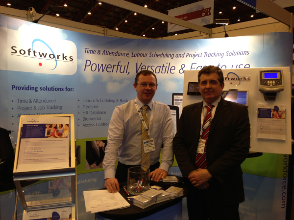 Softworks at RBTE