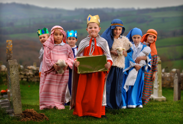 Kids Nativity Play resized 600
