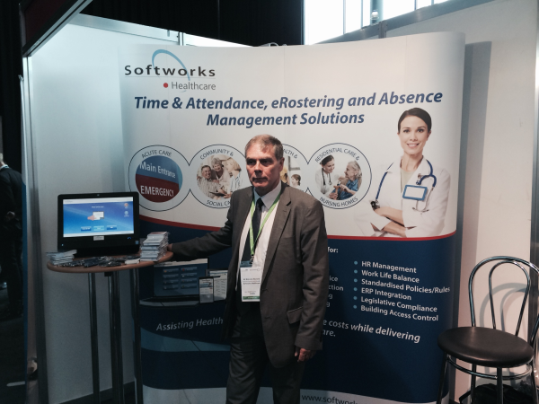 Softworks Healthcare at NHS Confederation