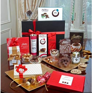 Enter our Facebook competition today & be in with the chance to win this delicious chocolate hamper!